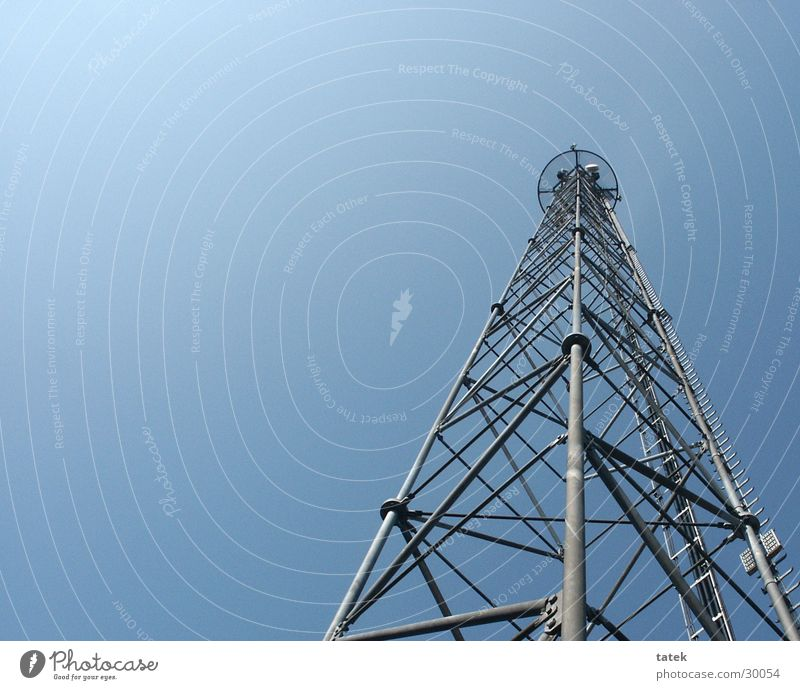 HighRise1 Broadcasting tower Waves Radiation Industry mobile transmitter aether