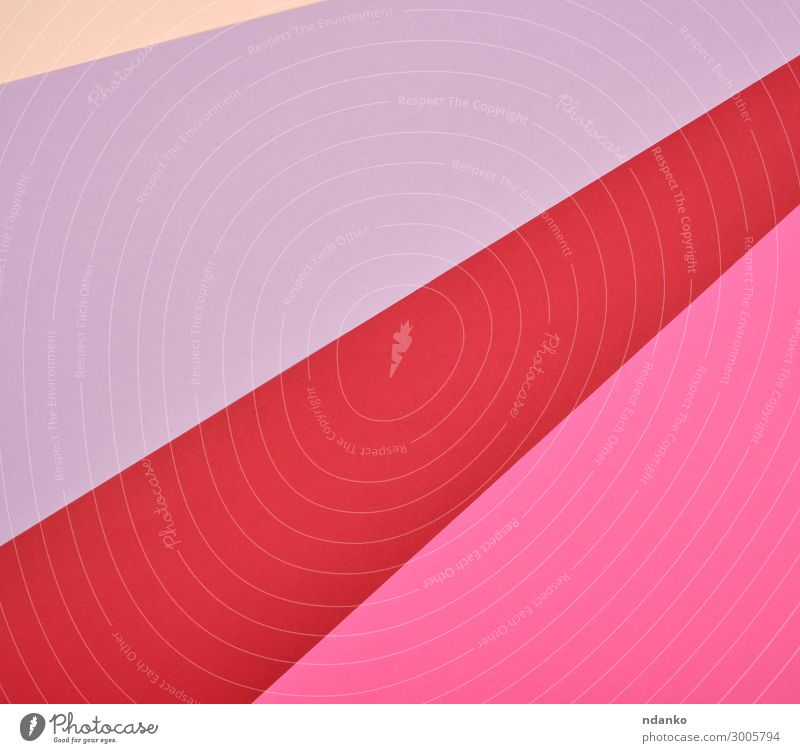 abstract background of multicolored stripes and shapes Style Design Decoration Craft (trade) Art Paper Hip & trendy Modern Red Colour Creativity backdrop Banner