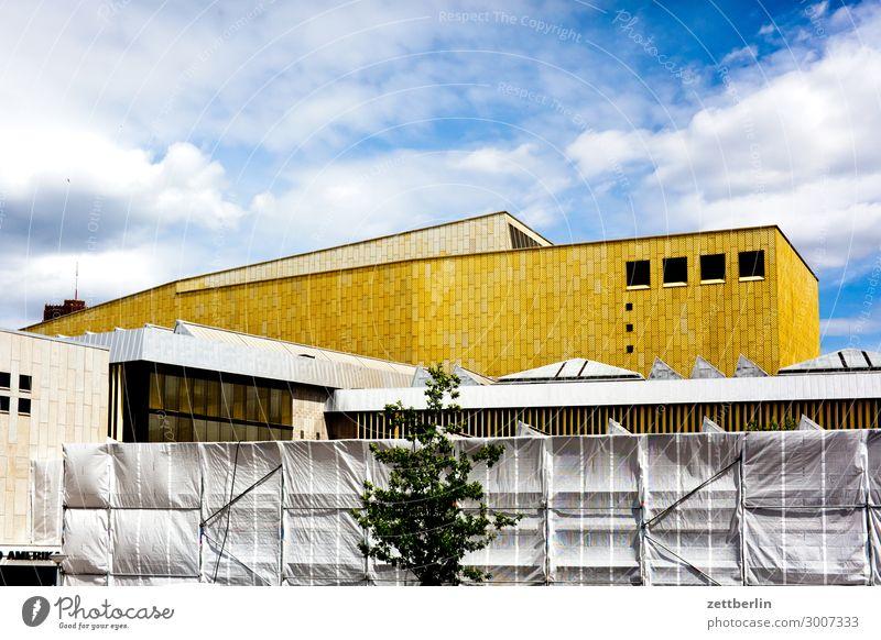 Latin American Institute Architecture avant garde Bauhaus Berlin Berlin Philharmonic Facade Concert Concert Hall Berlin Concert House Culture