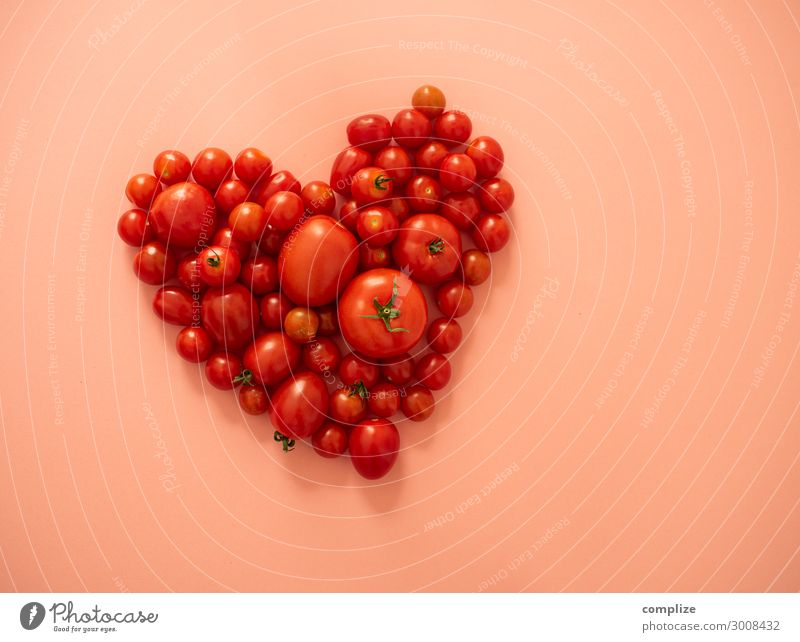 Tomato Love! Food Vegetable Lettuce Salad Fruit Nutrition Eating Lunch Picnic Organic produce Vegetarian diet Diet Healthy Alternative medicine Healthy Eating