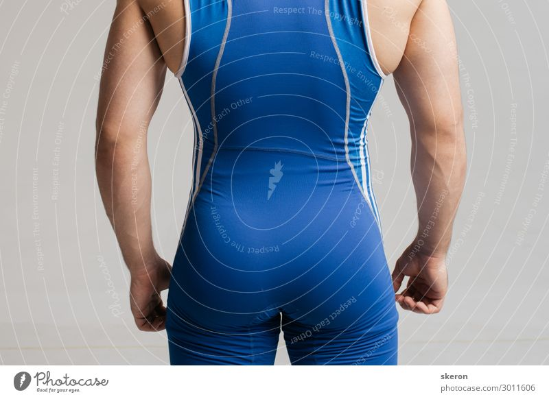 elastic ass athlete wrestler in tights Lifestyle Wellness Leisure and hobbies Playing Entertainment Event Sports Fitness Sports Training Sportsperson Success