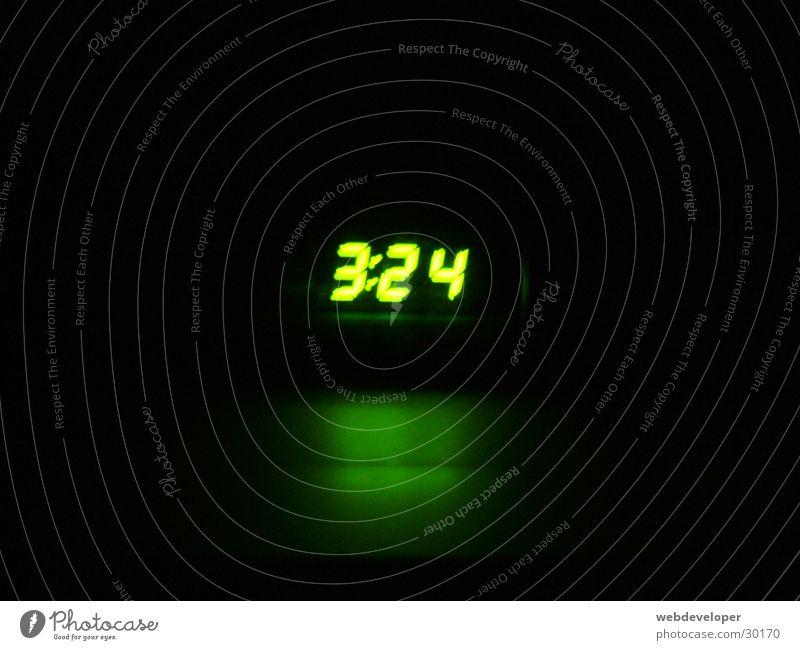 Green Bright Clock Living or residing Digital photography Morning