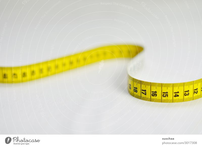 the measure of all things .. Tape measure Unit of measurement cm Centimeter Category Neutral Background Measuring instrument Length Diet Weight problems slim