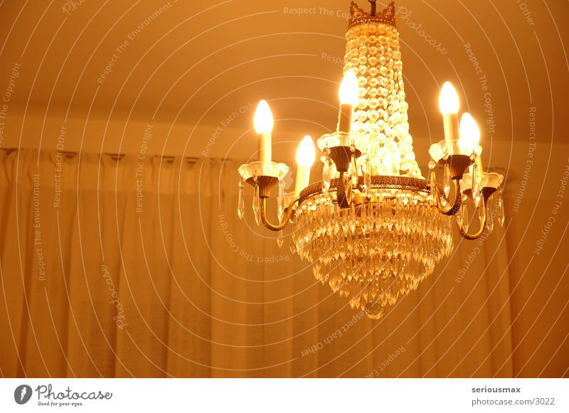 Leucher II Candlestick Chandelier Light Lamp Electric bulb Living room Living or residing crystal chandelier Blanket