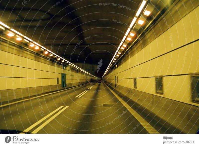 Dark Speed Action Tunnel Escape