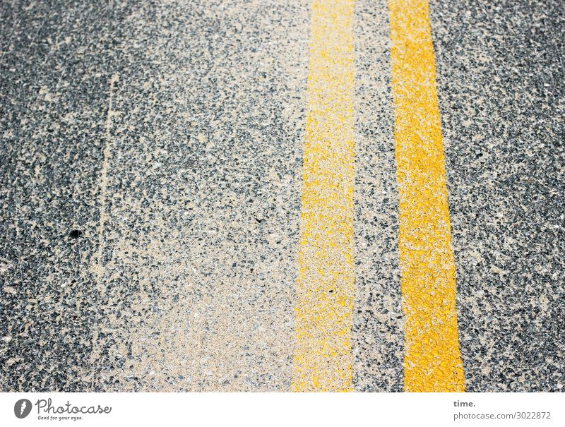 Sand in the works on the road again Transport Traffic infrastructure Passenger traffic Rush hour Road traffic Motoring Street Lanes & trails Road sign