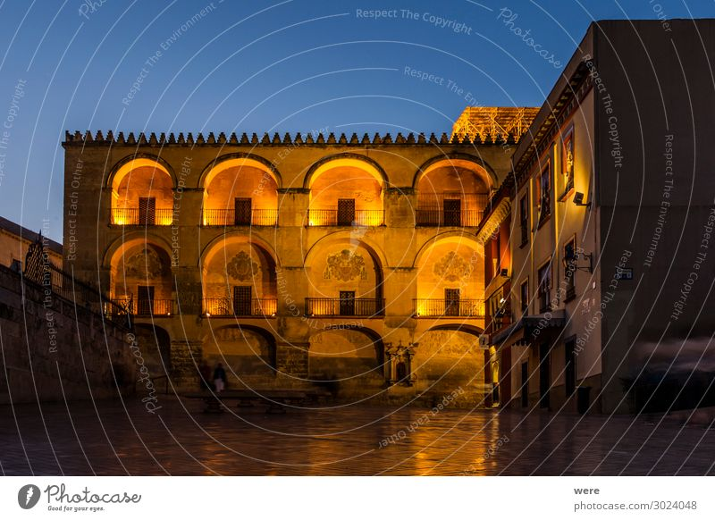 Old Building Facade Tourist Attraction Manmade structures Cordoba Mezquita