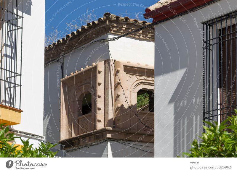Old Window Architecture Building Manmade structures Exotic Cordoba