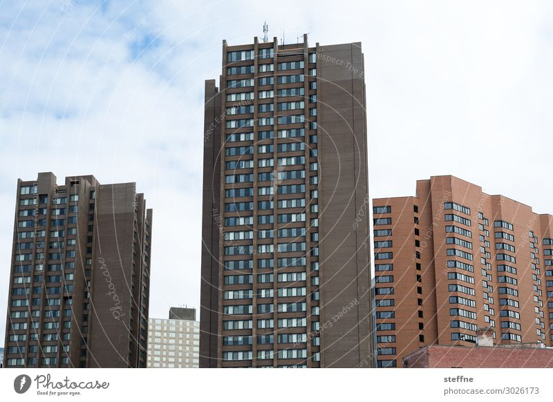 Town House (Residential Structure) Wall (building) Wall (barrier) Living or residing High-rise USA Baltimore