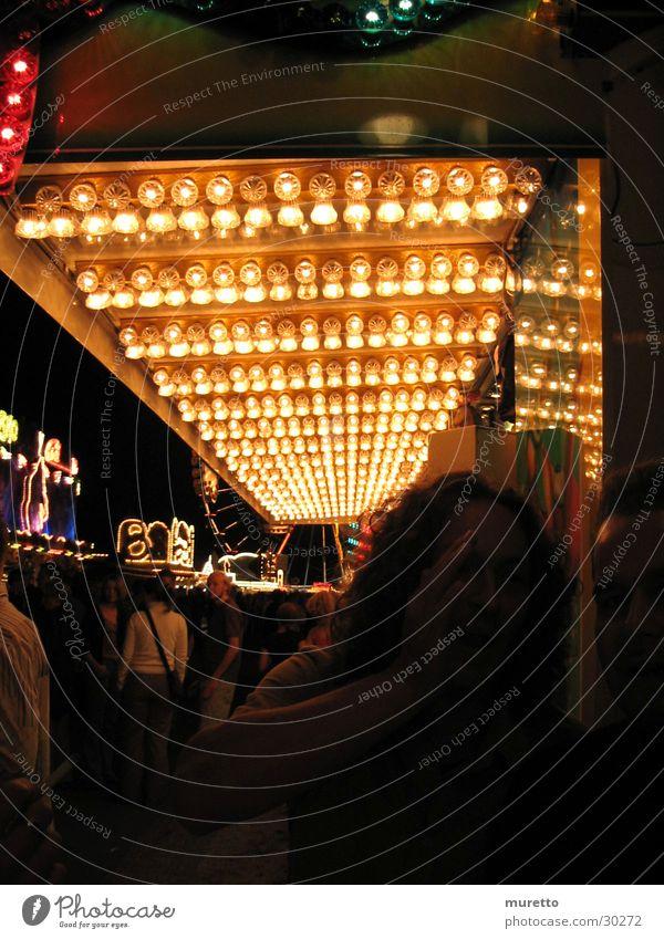 At Night Light Electric bulb Fairs & Carnivals Showman Sky Human being Flat (apartment) Evening stubble market