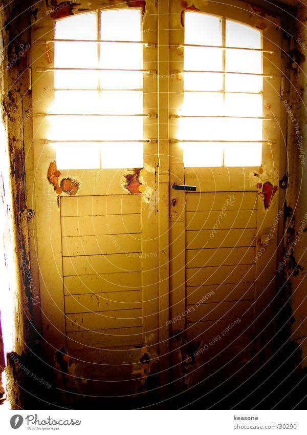 Dark Window Room Architecture Door Perspective Castle Aperture