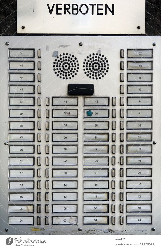 data protection Vienna Capital city Downtown Populated Overpopulated Name plate Metal Plastic Characters Digits and numbers Signage Warning sign Many Distress
