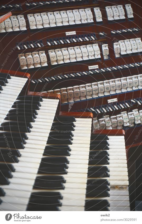 All registers Music Organ Keyboard instrument Classification Sound Settings Many Flexible Complex church music Versatile Switch Switch panel variations Exchange