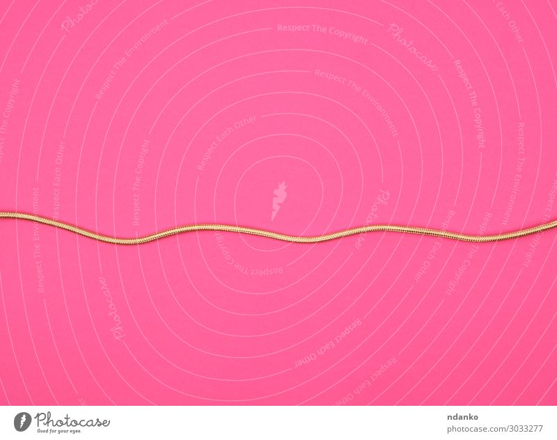 golden cable for equipment in textile winding Pink Line Modern Gold Lie Technology Creativity Computer Telephone New Plastic Lightning Conceptual design