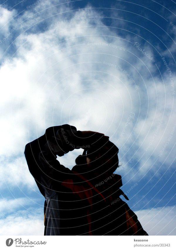lui Black Back-light Horizon Man Sky Blue To fall http://www.keasone.de