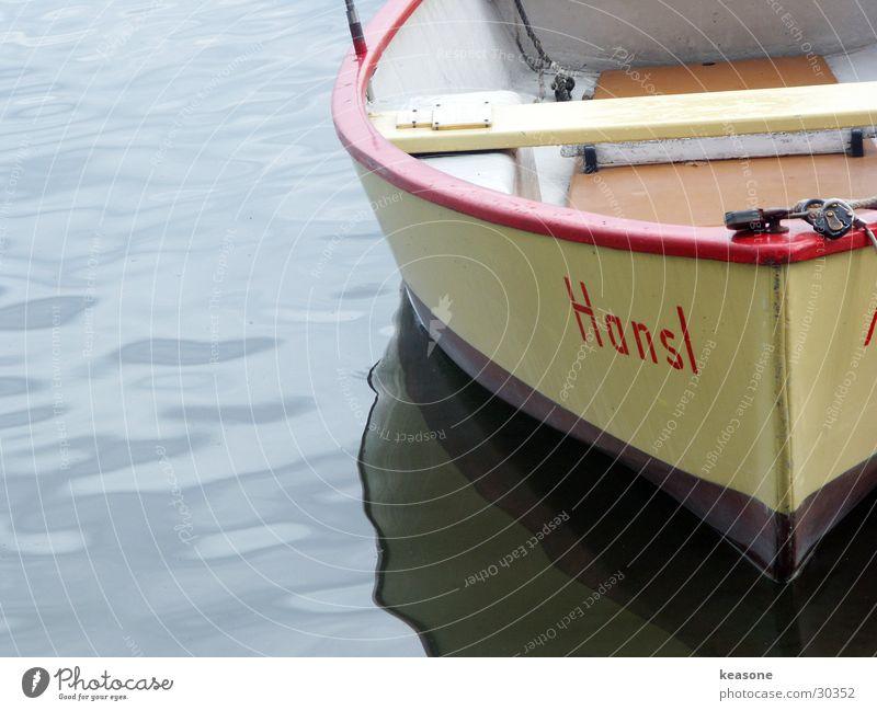 hansl Watercraft Engines Yellow Lake Chiemsee Pond Red Navigation http://www.keasone.de