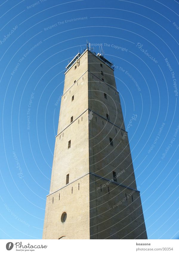 Sky Stone Tall Europe Vantage point Tower Lighthouse