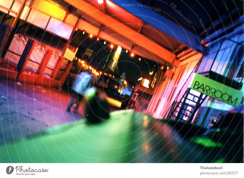 Party Night 02 Style Leisure and hobbies multicolors atmosphere Perspective