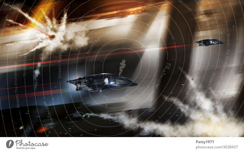 Town Dark Facade Flying Moody Design Technology Adventure Future Dangerous Speed Illustration Threat Logistics Universe Futurism