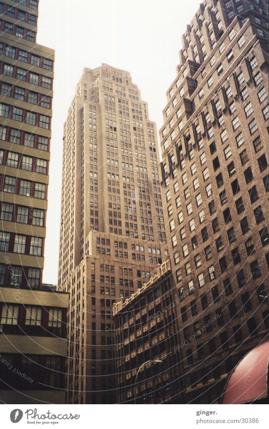 Old Vacation & Travel City Window Architecture Building Brown Work and employment Facade Tall Modern High-rise Living or residing Many USA Americas