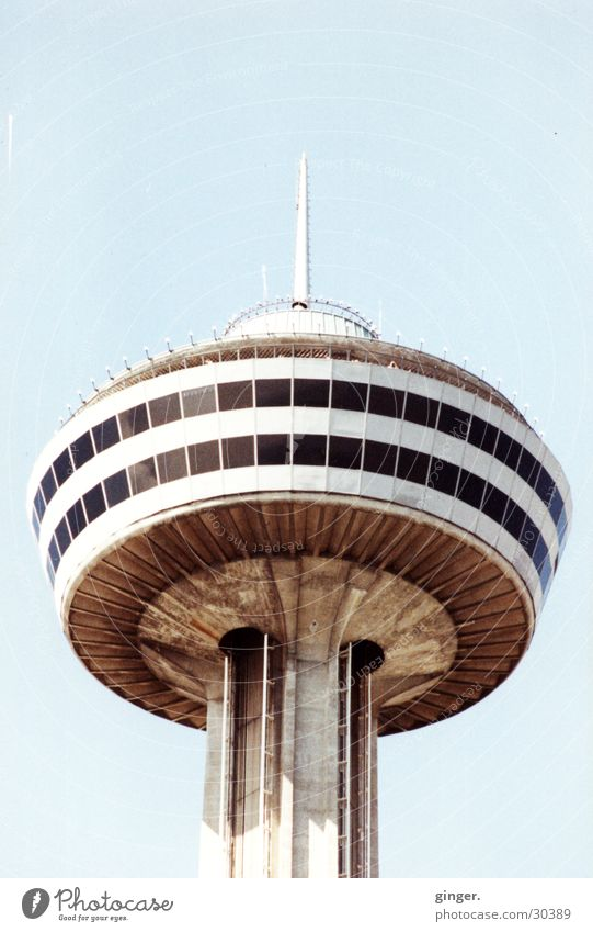 Sky Vacation & Travel Architecture Tall Tower Vantage point Events Canada Television tower Toronto Lookout tower