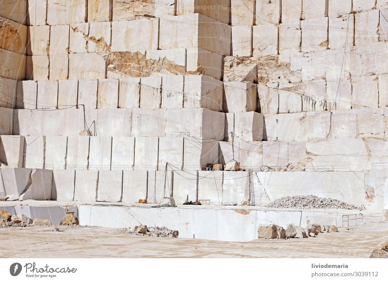 Trapani Marble Industry Construction site Mine Mining Work of art Sculpture Architecture Environment Earth Deserted Stone Esthetic Sharp-edged Warmth Brown