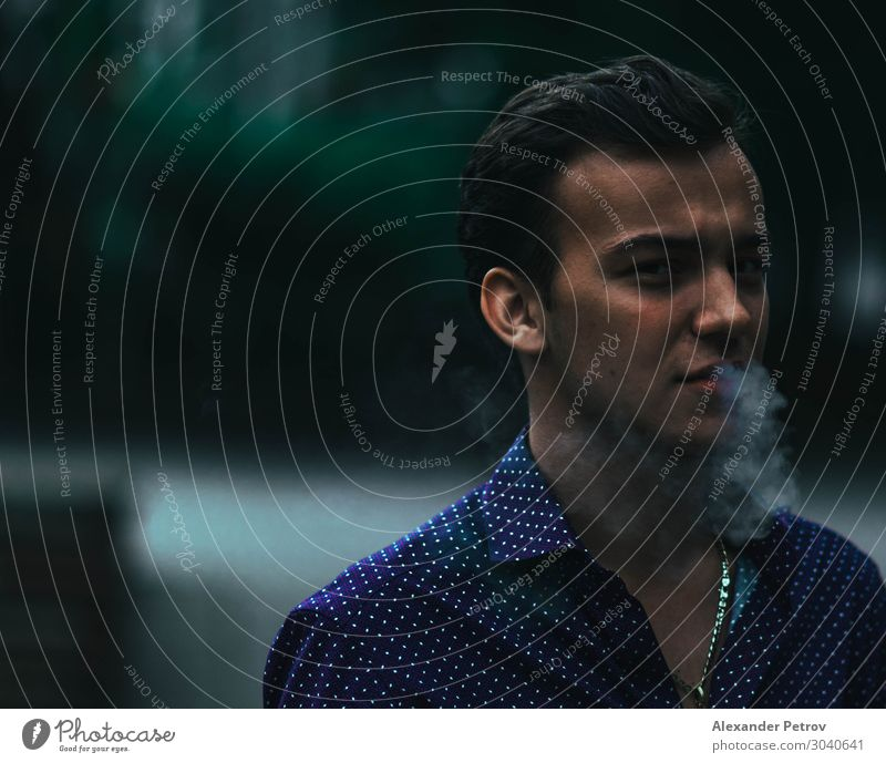 Exhale Human being Nature Youth (Young adults) Man Town Young man 18 - 30 years Adults Style Fashion Moody Europe Elegant Clothing Cool (slang) Capital city