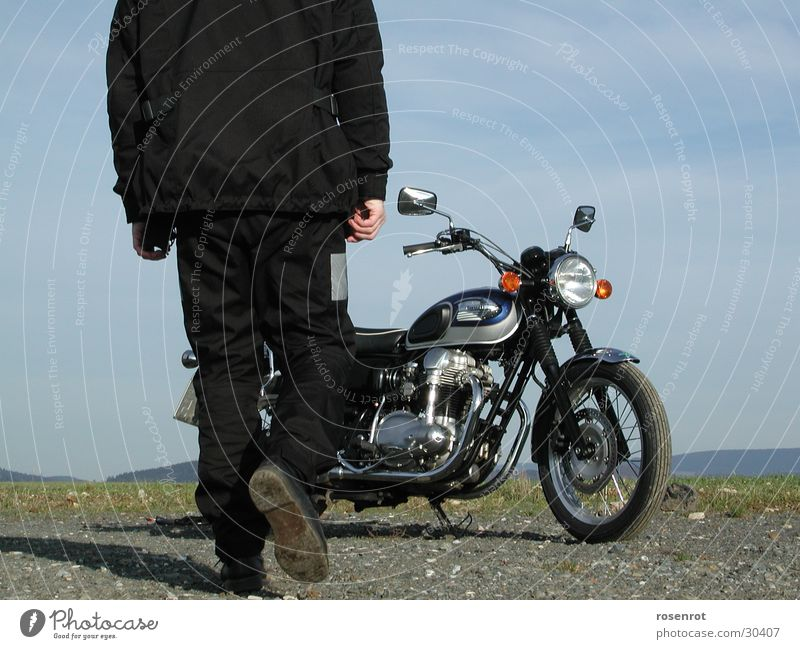 Transport Driving Motorcycle Motorcyclist