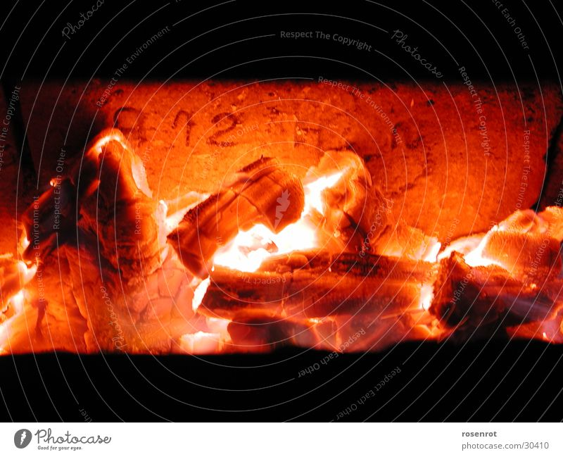 Blaze Things Hot Glow Embers
