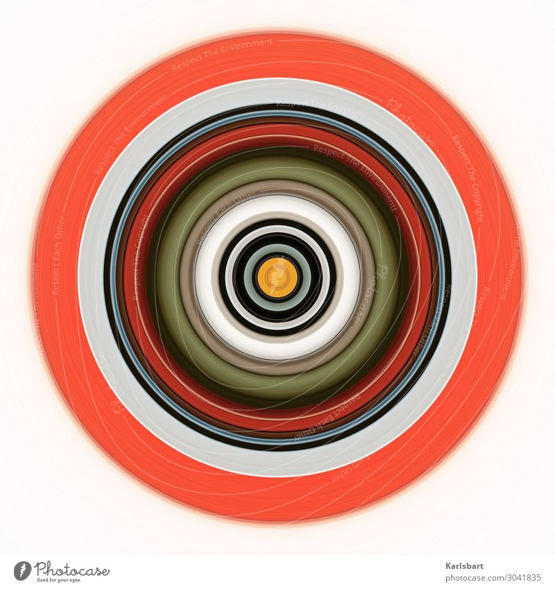 Colour Design Circle Illustration Round Harmonious Yoga Hypnotic Compass (drafting) Cardiovascular system