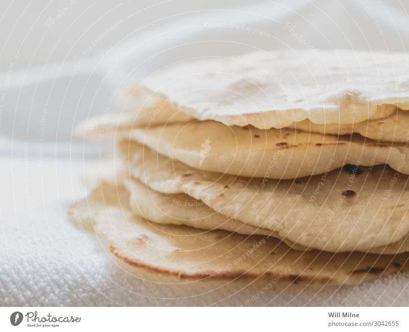 Fresh Homemade Tortillas Flat bread Stack Home-made Cooking Mexicans Flour Dinner Lunch Food Healthy Eating Dish Food photograph