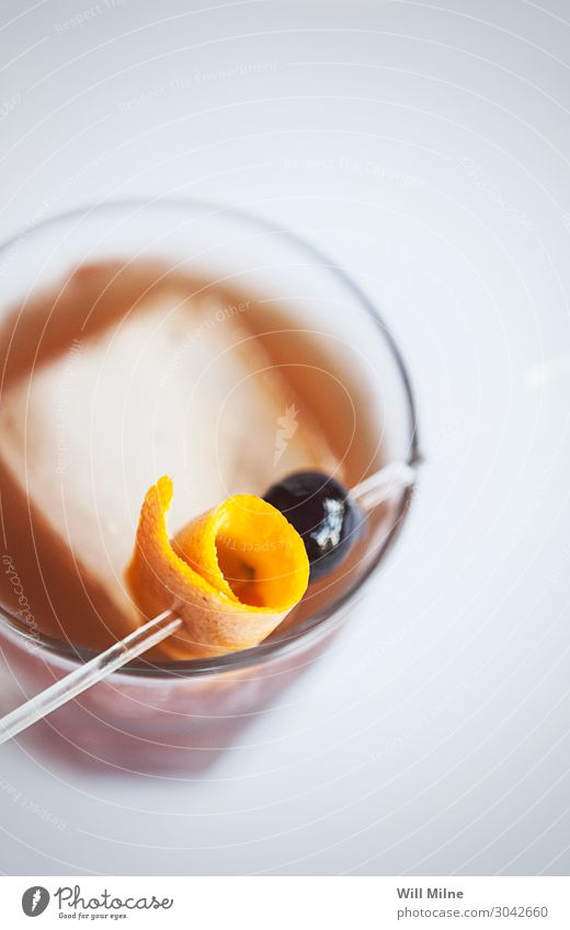 Old Fashioned Cocktail Whiskey garnish Orange Cherry Old fashioned Mixed drink Beverage Drinking Bar Alcoholic drinks Happy