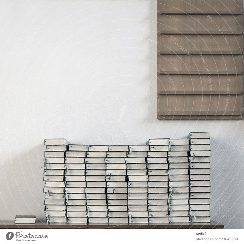 Wall (building) Wall (barrier) Church Many Stack Display Song book