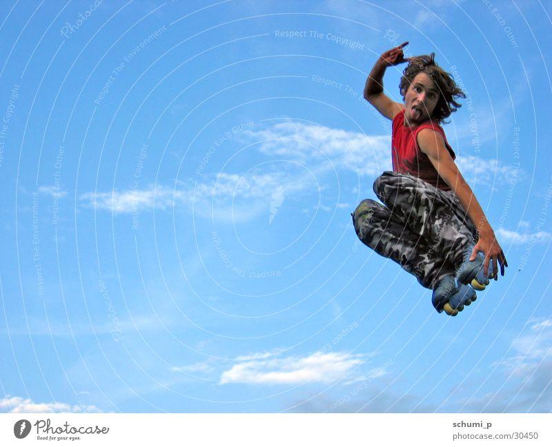 Sports Flying Aggression Inline skating Rocker Roller skates