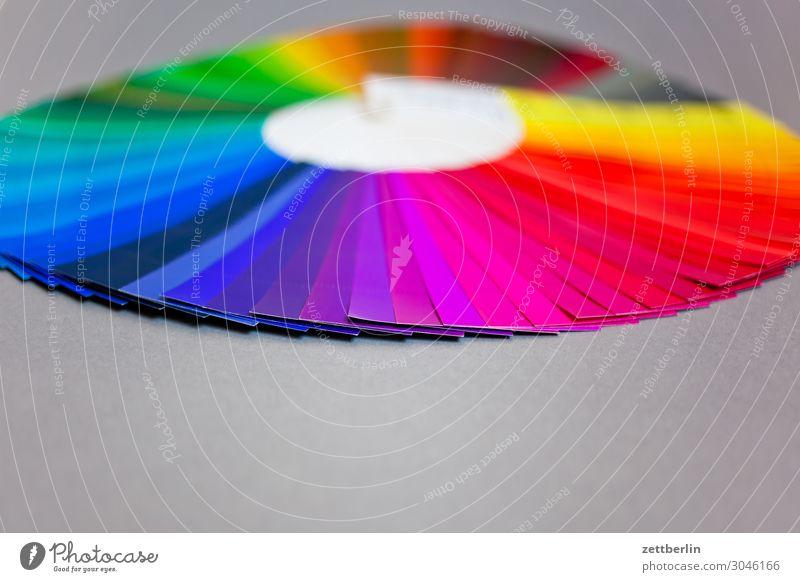 Colour Dye Circle Document Play of colours Pressure Progress Scale Color gradient Print shop Colour Guide Colour value Color chart Tricolour Colour wheel