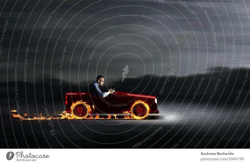 Background picture Business Design Car Power Action Success Speed Illustration Blaze Target Asphalt Services Mobility Date Businessman