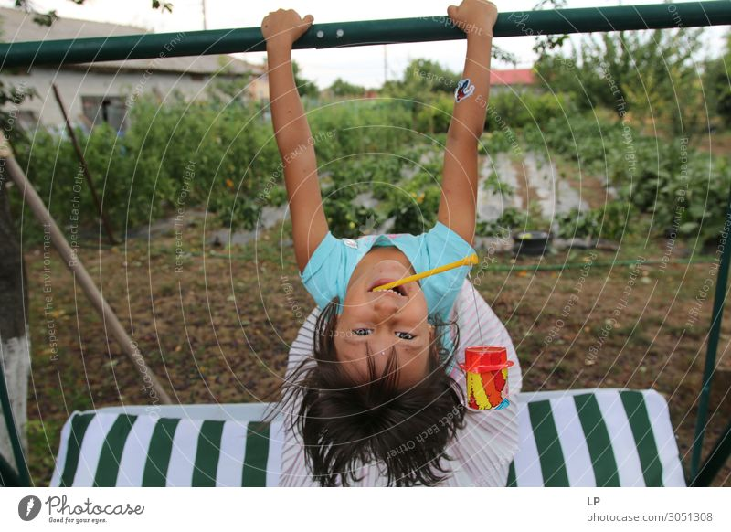 upside down Lifestyle Joy Leisure and hobbies Playing Children's game Parenting Education Human being Girl Brothers and sisters Infancy Emotions Moody Happiness