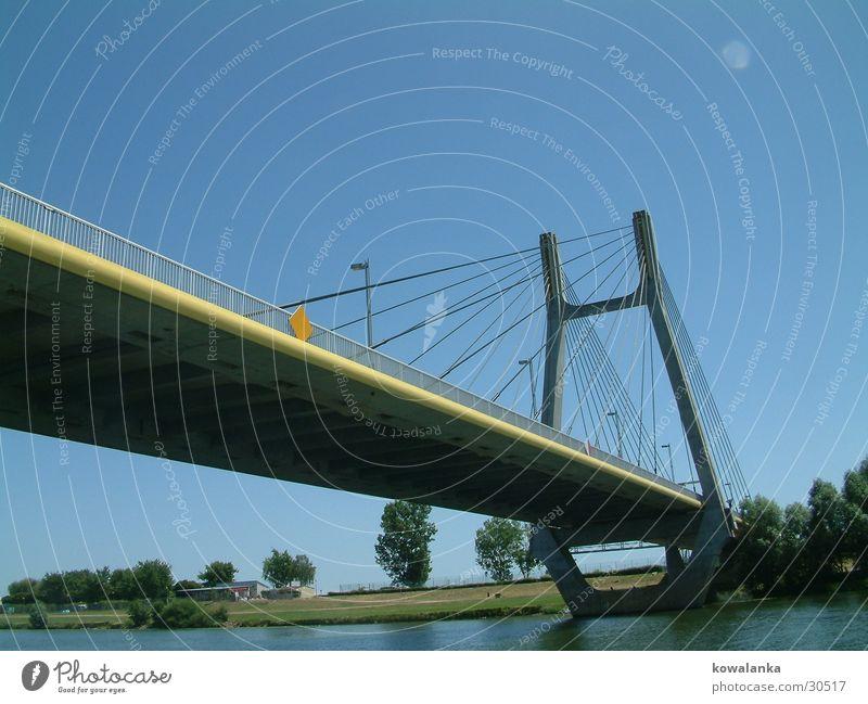 Bridge 3 France blue River