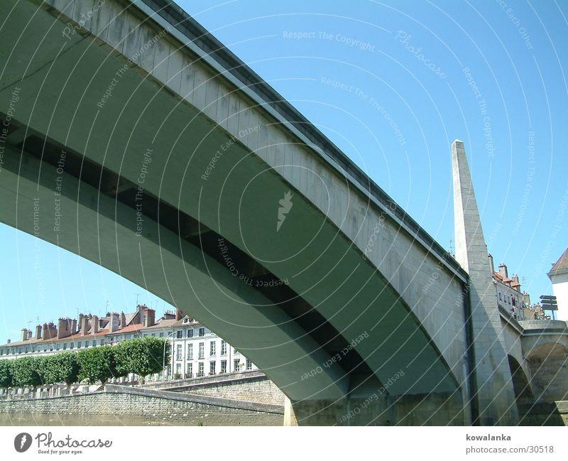 bridge 2 France Bridge blue River