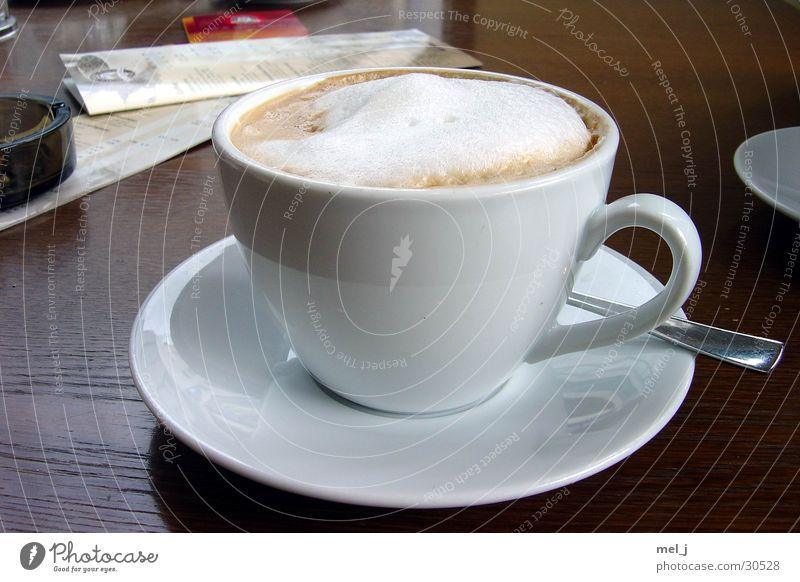 Coffee Café Cup Foam Café au lait