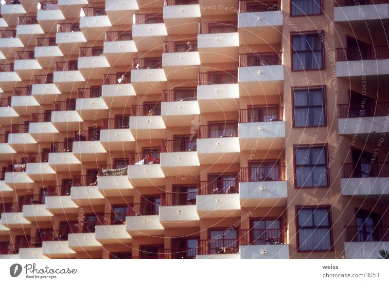 residential shelf Hotel Vacation & Travel Tourism Balcony Window Architecture façade Structures and shapes
