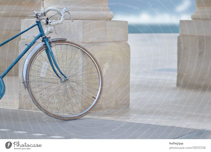 classic blue Lifestyle Luxury Style Design Leisure and hobbies Vacation & Travel Trip Driving Fitness Bicycle Racing cycle Column Ocean Moody Wheel Logistics