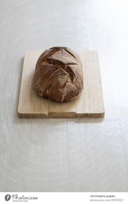 Healthy Food Fresh Part Bread Wooden board Baking Bakery