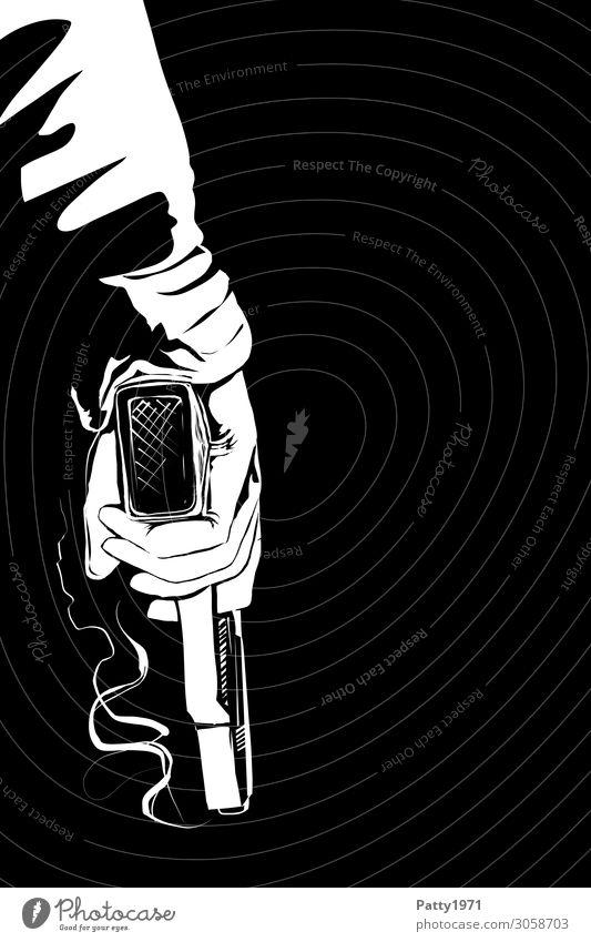 smoking gun Human being Arm Hand 1 18 - 30 years Youth (Young adults) Adults 30 - 45 years 45 - 60 years Film genre film noir Weapon Handgun Smoke Comic