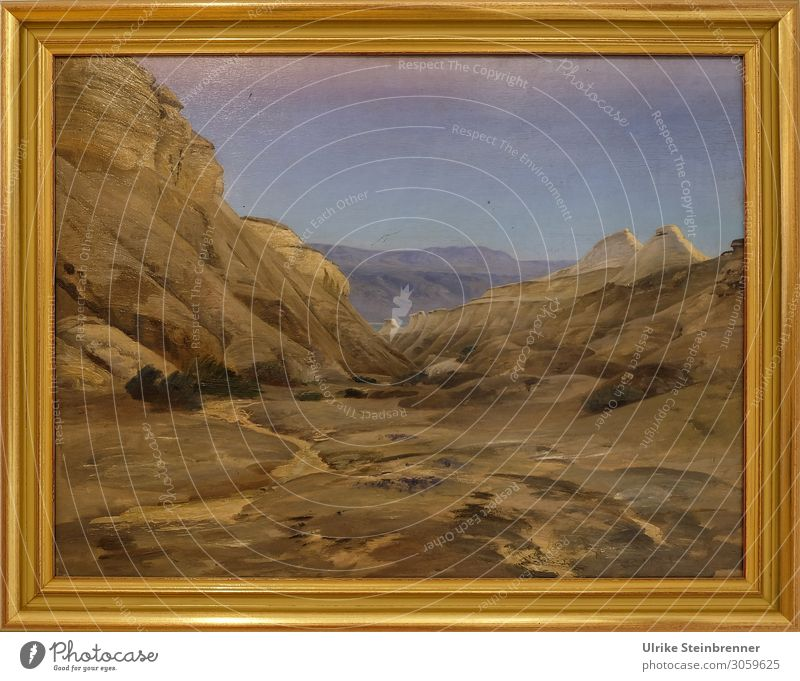 Nature Landscape Natural Art Rock Earth Adventure Uniqueness Wanderlust Painting and drawing (object) Museum Canyon Work of art Artist Famousness Painter