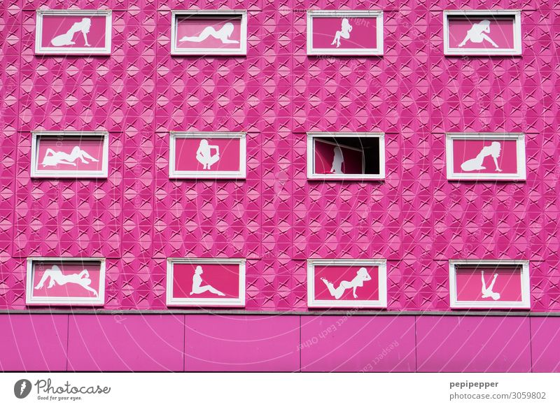 Human being Town House (Residential Structure) Feminine Building Tourism Pink Work and employment Living or residing Flat (apartment) Sex High-rise