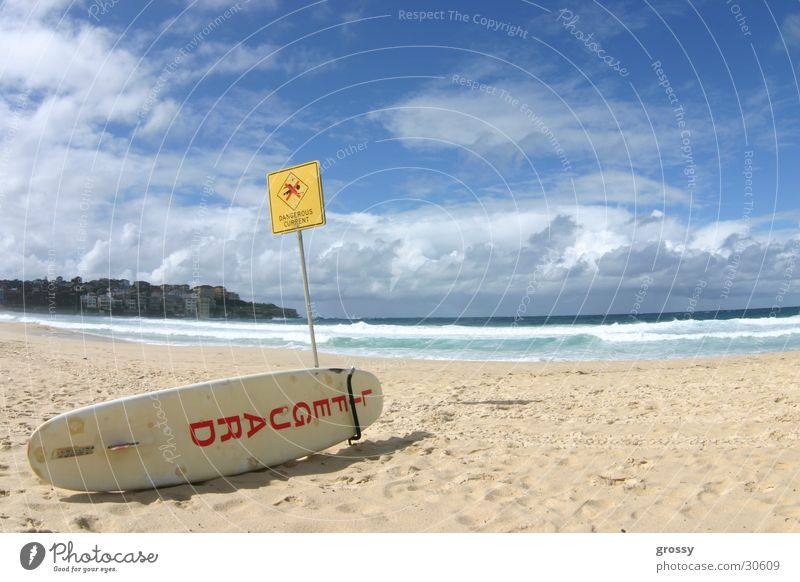 bondibeach Beach Australia Bay watch Surfing