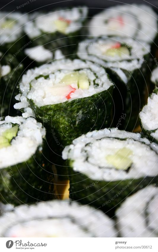 Nutrition Delicious Japan Fish dish Chinese Sushi Asia