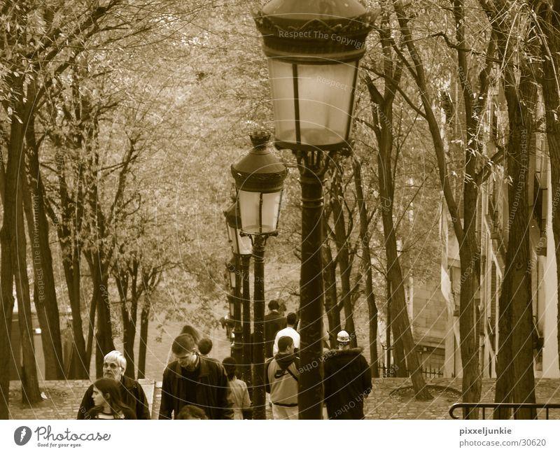 Paris Lantern Montmartre Sacré-Coeur
