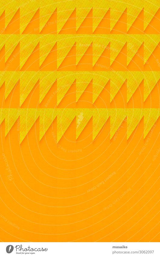 Graphic - yellow and orange Lifestyle Elegant Style Design Joy Entertainment Party Event Feasts & Celebrations Art Fear Claustrophobia Stress Colour Inspiration
